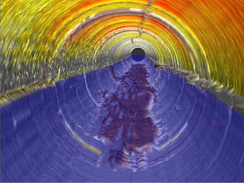 sonar pipeline imaging