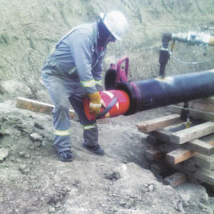 Pipeline Cleaning Ace Pipe